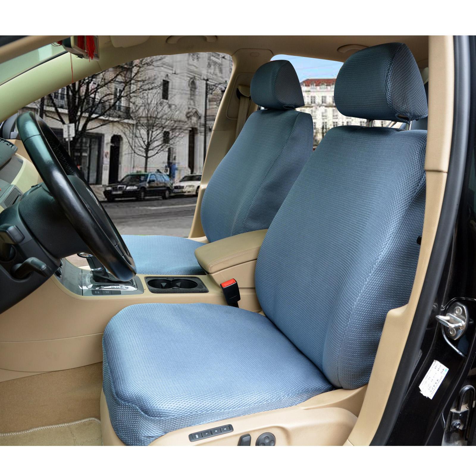 Sitzbezüge Sitzbezug Schonbezüge für Suzuki Swift Schwarz Modern MP-1 Set