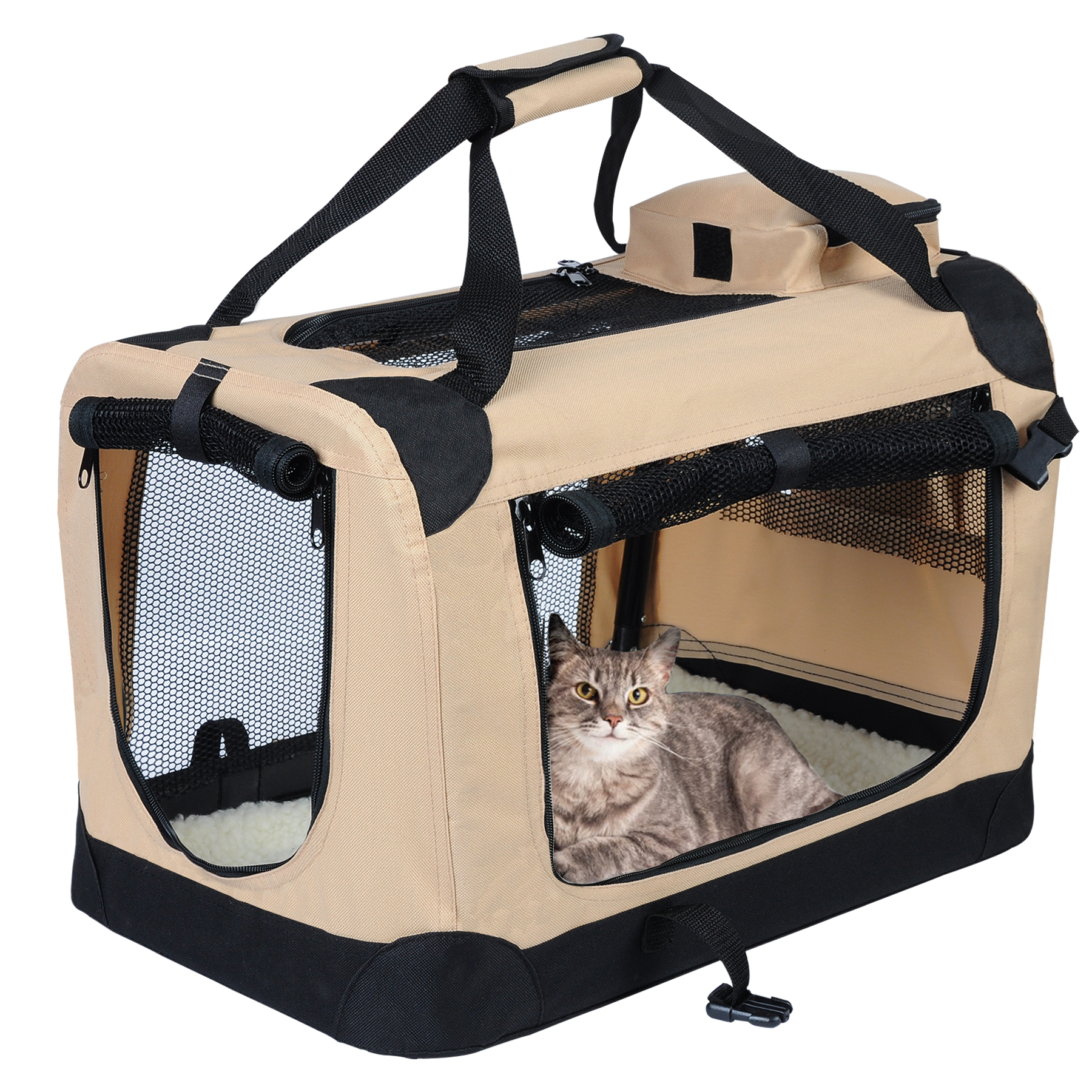 hundetransportbox f r auto hundebox katzenbox reisebox xl. Black Bedroom Furniture Sets. Home Design Ideas